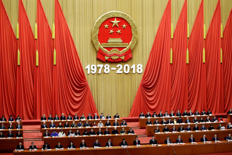 (Ảnh minh họa) - Bộ chính trị đảng Cộng Sản Trung Quốc đã được triệu tập để học tập trong hai ngày 25-26/12/2018.