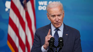 Joe Biden has almost doubled the size of a Chinese investment blacklist as he looks to maintain pressure on Beijing after the exit of Donald Trump