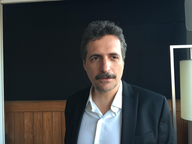 """O cineasta Kleber Mendonça Filho é diretor do filme """"Aquarius"""", exibido nesta terça-feira (17) em Cannes."""