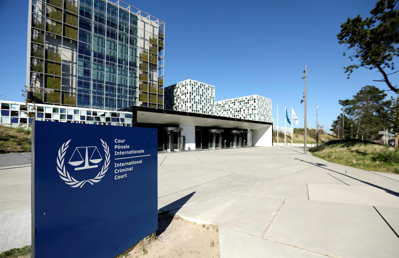 Makao makuu ya Mahakama ya Kimataifa ya Uhalifu wa KIvita, ICC, huko Hague, Uholanzi