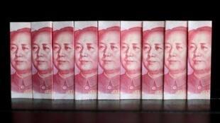 百元人民幣上的毛澤東頭像