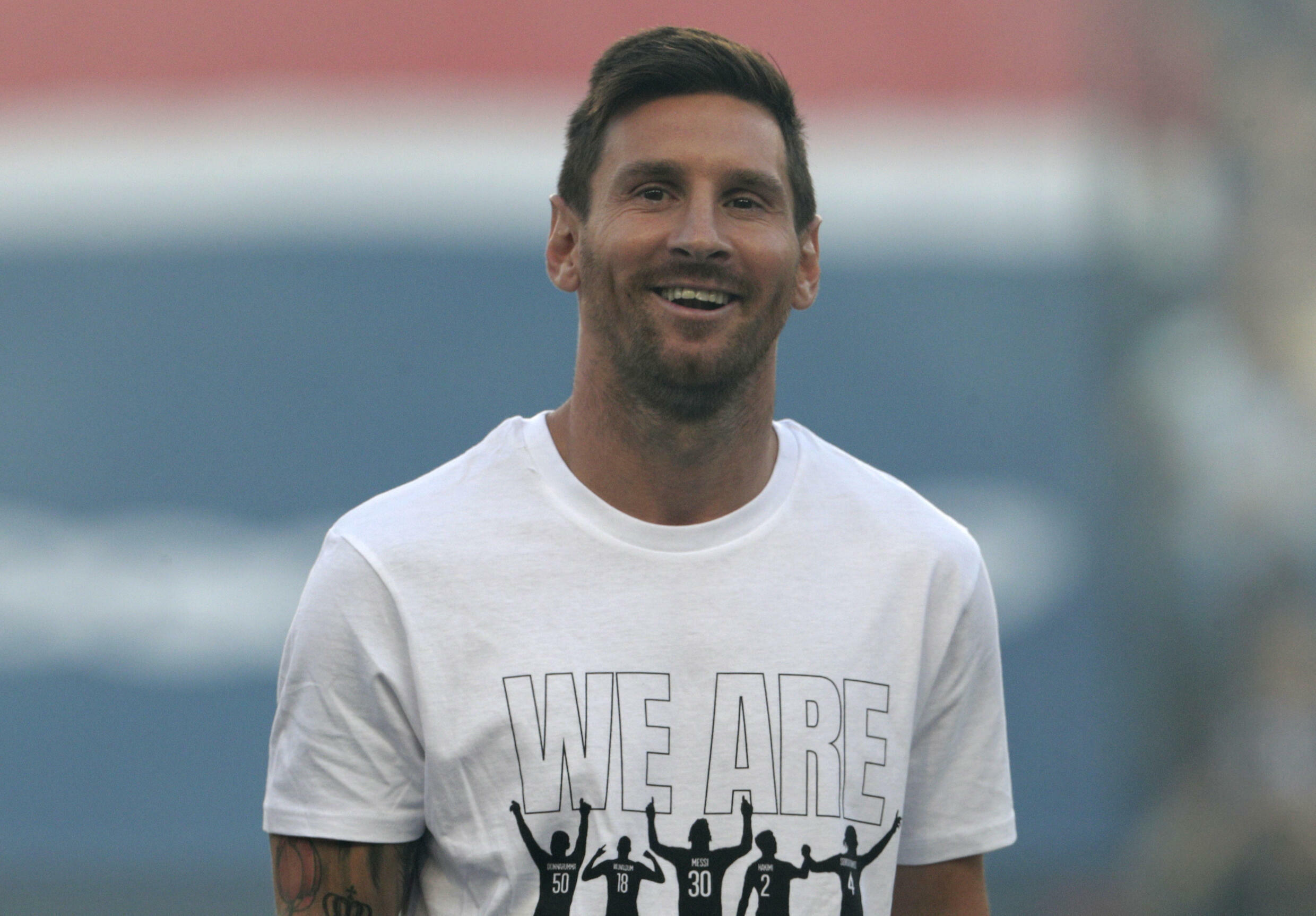 Lionel Messi will earn a reported 35 million euros a year at Paris Saint-Germain