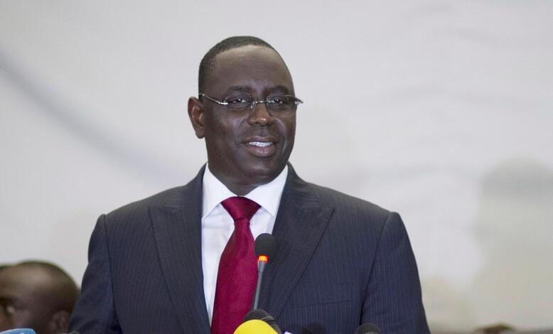 Macky Sall, président du Sénégal.