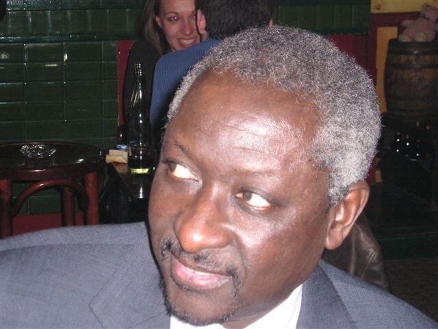 Alioune Badara Fall, juriste et professeur de droit public.