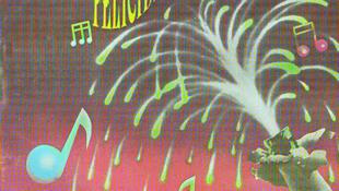 Tapa de un disco de Maracaibo 15.