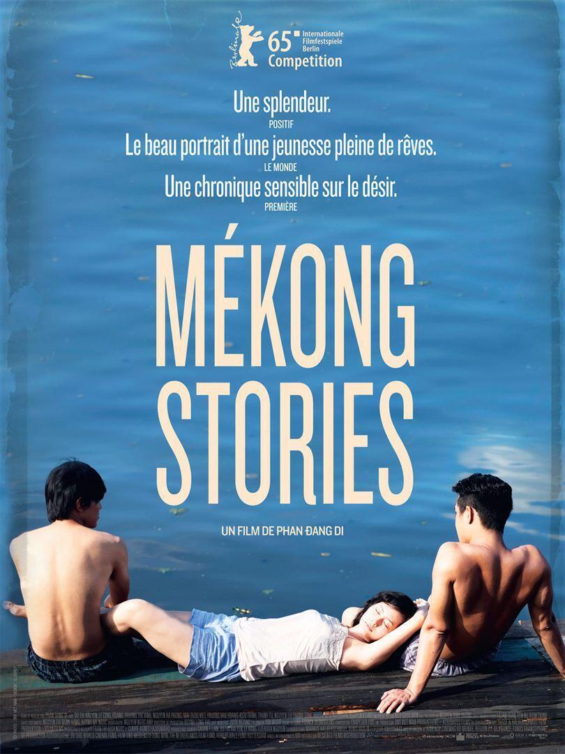 Áp phích phim Cha và Con và /Mekong Stories