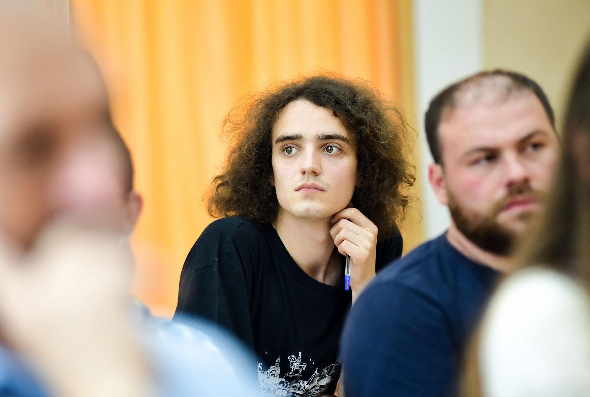 Андрей Строцев, магистрант программы «Социология религии» парижской Высшей школы социальных наук (L'EHESS)
