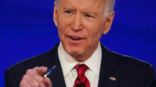 Joe Biden creó un comité para que lo ayude a buscar un compañero de fórmula