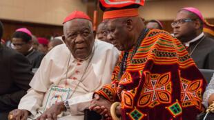 Cardinal Christian Wiyghan Tumi Cameroun