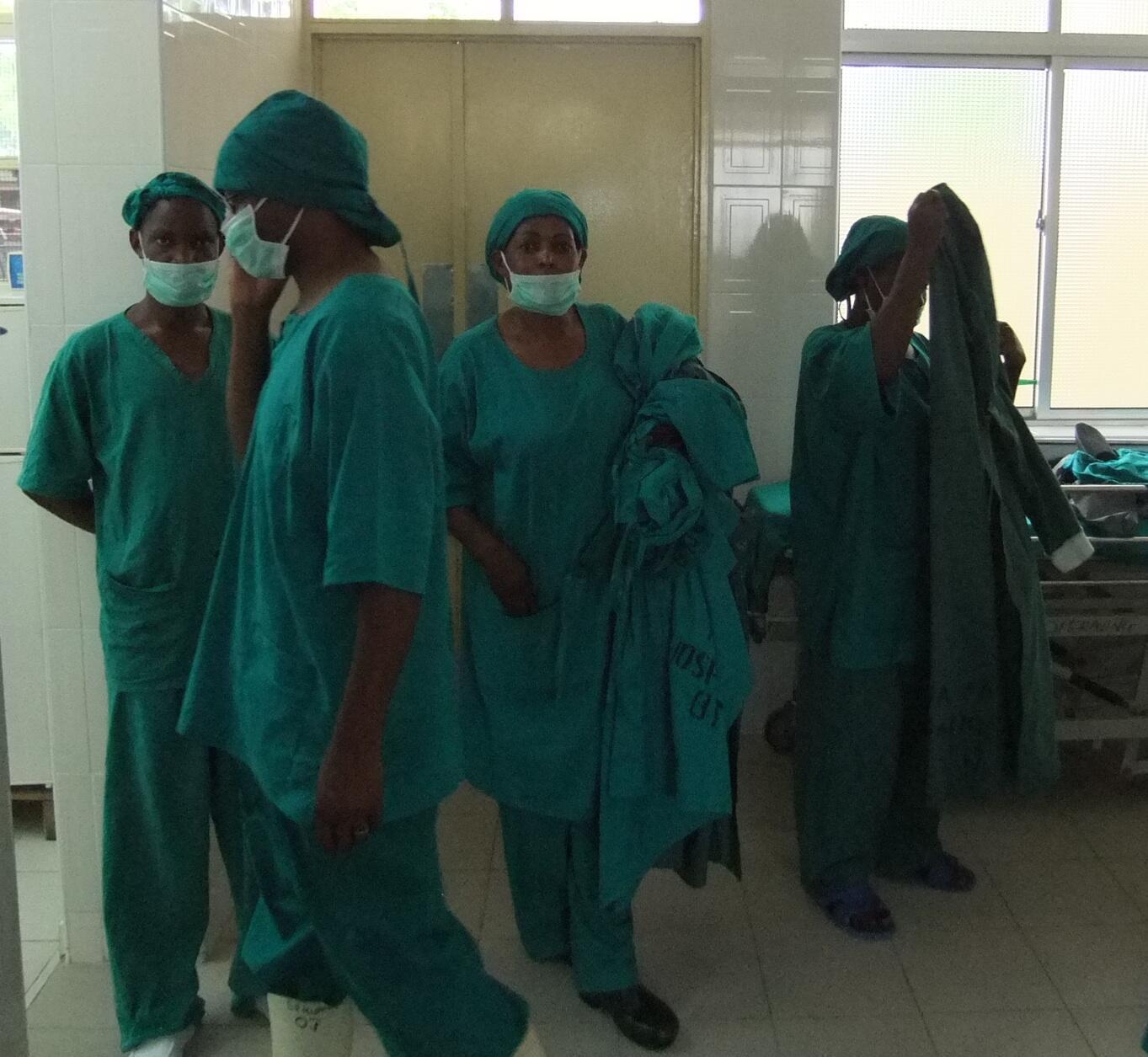 Hospitali ya Amana katika siku ya wauguzi Duniani