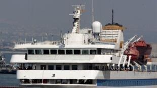 Une première flotille, «Mavi Marmara», avait déjà tenté de briser le blocus israélien sur Gaza le 31 mai 2010.