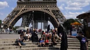 França sem máscaras
