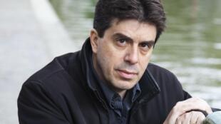 L'écrivain Sebastian Rotella.
