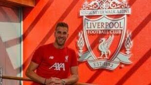 Sabon mai tsaron raga Adrian da Liverpool ta sayo don maye gurbin Mignolet