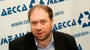 Cоветник губернатора области Константин Батозский.