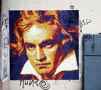Obra de Pixel Art