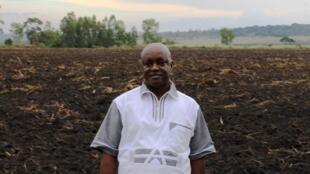 Moussa Para Diallo, président de la fédération des paysans du Fouta.
