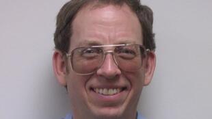 O americano Jeffrey Fowle, em imagem de junho de 2014.