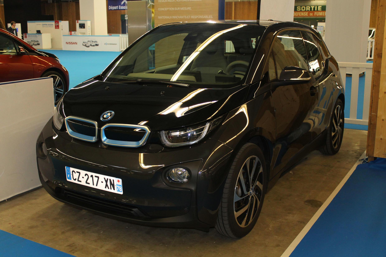 La BMW I3 sortie cette année, les Allemands aussi se mettent à l'électrique.
