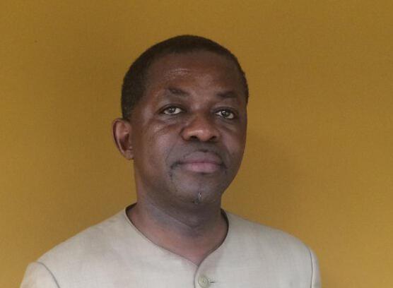 Séraphin Moundounga.