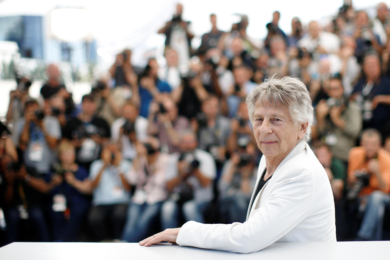 Roman Polanski at the Cannes Film Festival