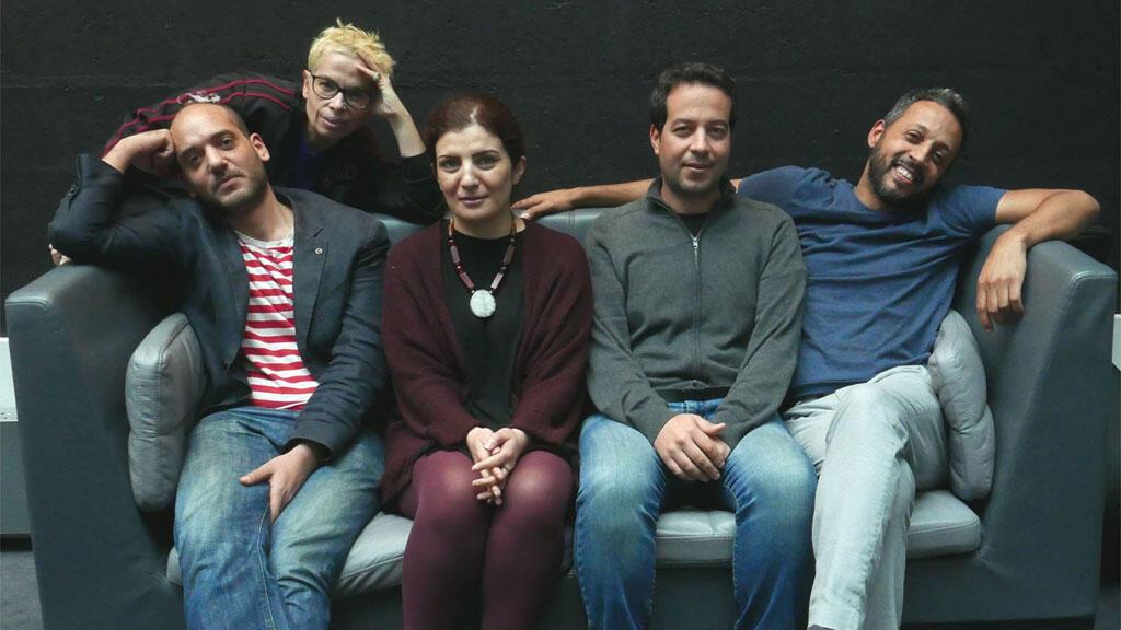 SofaSession avec Tamer Abu Ghazaleh, Laurence Aloir, Waed Bouhassoun, Mahloud Waly et Khaled Yassine.