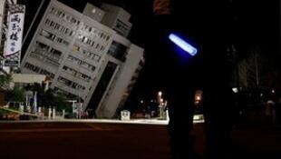 台灣花蓮當地時間6日深夜7日凌晨發生6級地震。