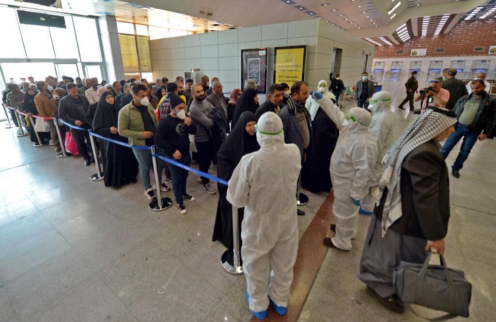بر اساس گزارش خبرگزاری فرانسه، یک طلبه علوم دینی که از ایران به شهر نجف سفر کرده است، نخستین مورد مثبت مبتلا به ویروس کرونا در خاک عراق اعلام شده است.