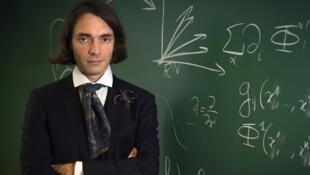 سدریک ویانی، ریاضیدان مشهور فرانسوی و برنده مدال فیلدز