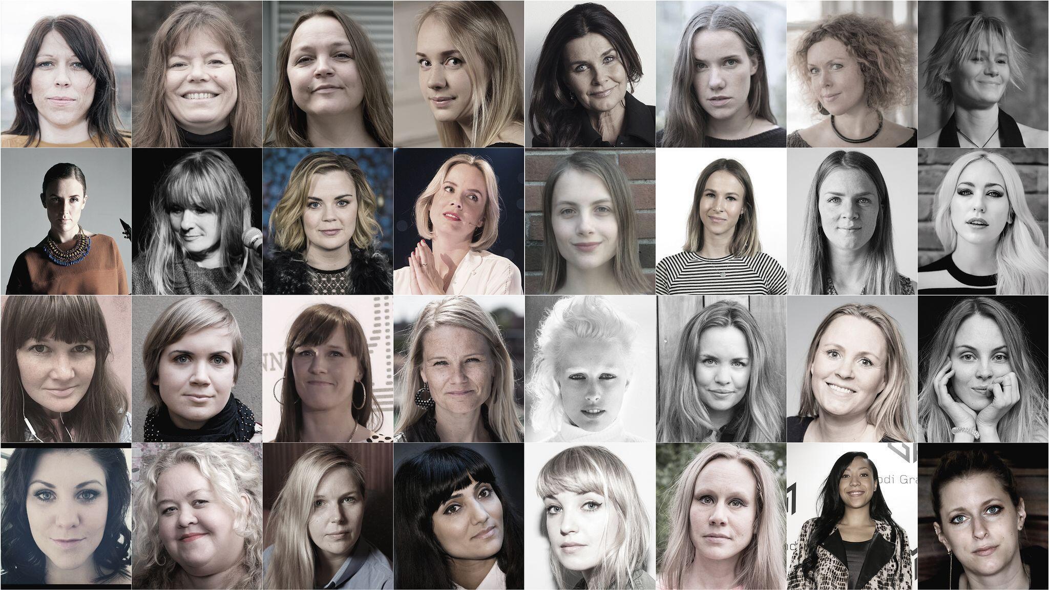 Jornal norueguês Aftenposten publicou denúncias de quase mil mulheres do meio artístico que sofreram algum tipo de agressão ou violência sexual ao longo da carreira.