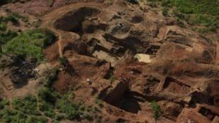Problemática de garimpeiros após a morte duma dezena de pessoas numa mina na Huíla em Angola
