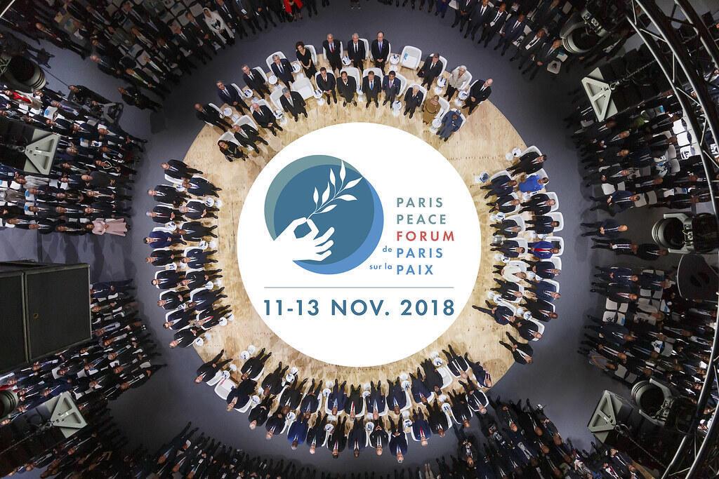 វេទិកាសន្តិភាព Paris Peace Forum លើកទីពីរ បើកធ្វើនៅរដ្ឋធានីប៉ារីស ថ្ងៃទី១២ វិច្ឆិកា
