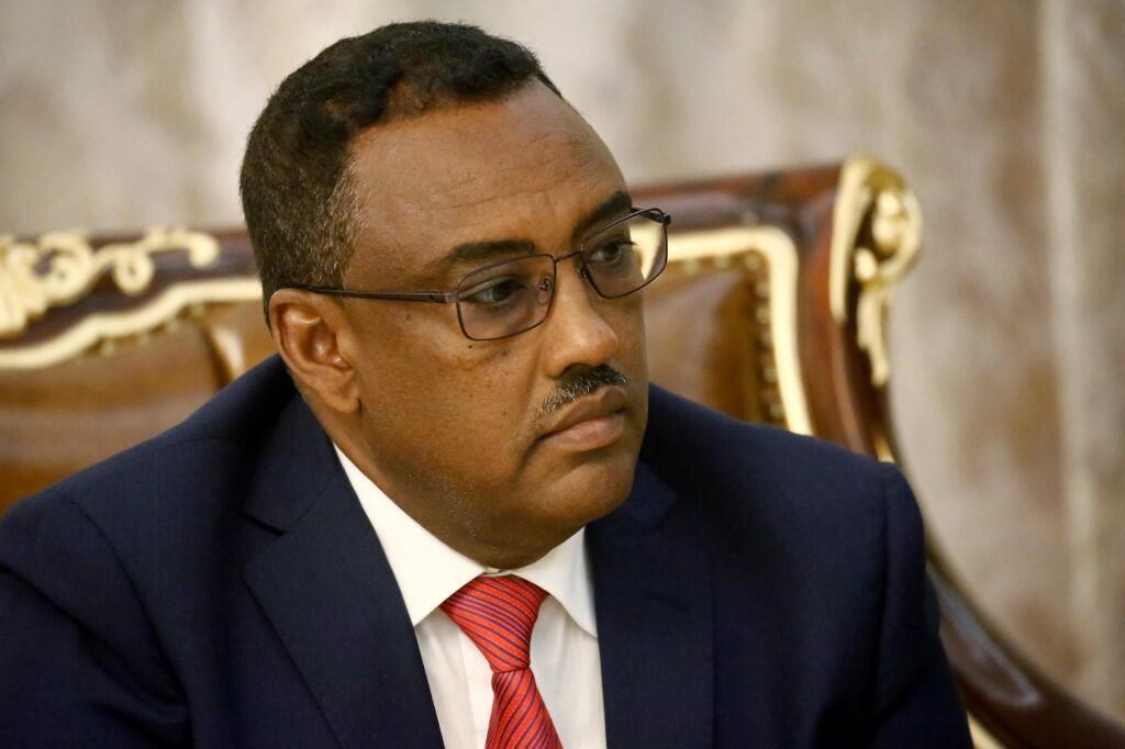 Le ministre éthiopien des Affaires étrangères Demeke Mekonnen, ici en février 2019 (lorsqu'il était Premier ministre).