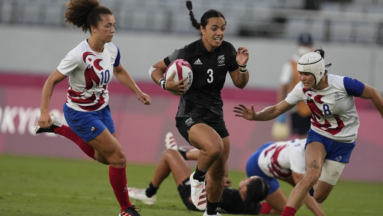 PHOTO Rugby Tokyo - NZ-France