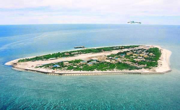 Đảo Hoàng Sa (DR)