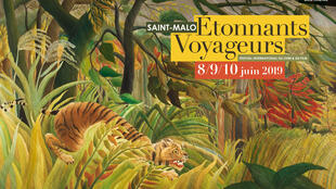 Henri Rousseau. Surpris ! Ou jungle dans la forêt tropicale, 1891 © The National Gallery, London. Bougth with the aid of a substantial donation from the Hon. Walter H. Annenberg, 1972.