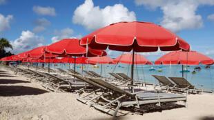 La isla de Guam figura en la lista de los paraísos fiscales de la UE.