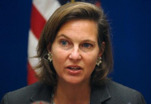 Заместитель госсекретаря США по делам Европы и Азии Виктория Нуланд (Victoria Nuland)