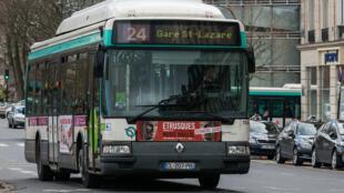 В субботу, 20 апреля, в Париже и ближайших пригородах изменены маршруты автобусов