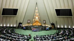 Một phiên họp của Quốc Hội Iran ngày 25/06/2019.