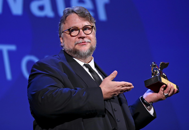 Guillermo Del Toro é premiado no Festival de Cinema de Veneza.
