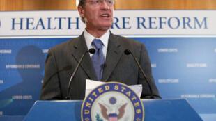 Thượng nghị sĩ Max Baucus được bổ nhiệm làm đại sứ Mỹ tại Trung Quốc - Reuters