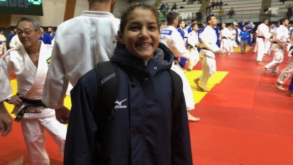 Sarah Menezes - judoca