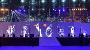 Jogos da Lusofonia - Cerimónia de abertura