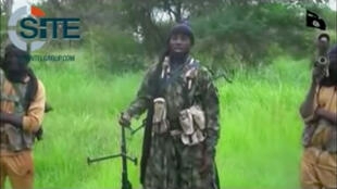 Le chef de Boko Haram Aboubakar Shekau.