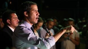 Juan Gaido dan adawa da gwamnatin Nicolas Maduro