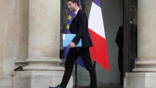 Госсекретарь поевропейским делам вМИД Франции Клеман Бон.