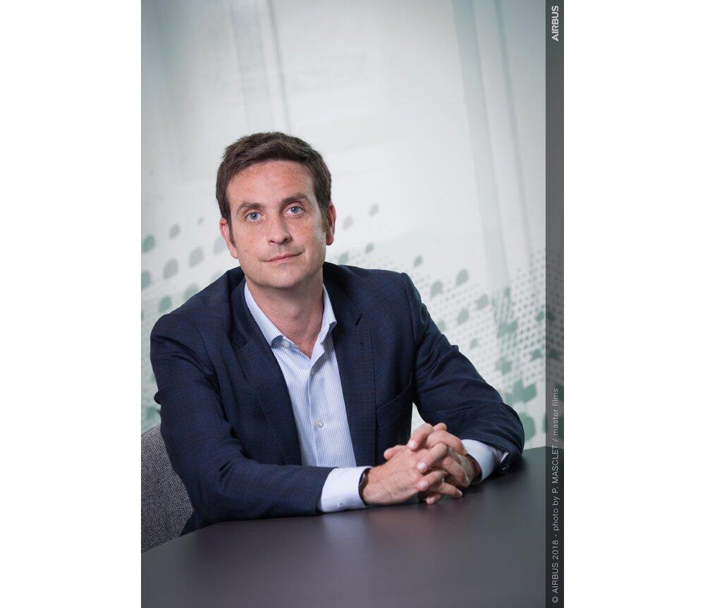 Эдуардо Домингес Пуэрта, глава подразделения Airbus по городским авиасистемам