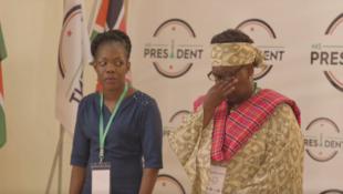 Parmis les 40 candidates, seulement une femme va remporter le titre de «Miss President».
