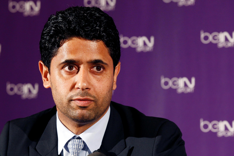 Президент«ПСЖ»иглава медиахолдинга beIN Media Group Нассер Аль-Хелаифи